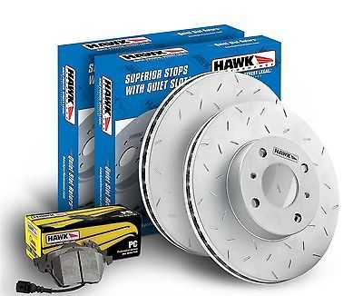 Performance Rotors And Pads