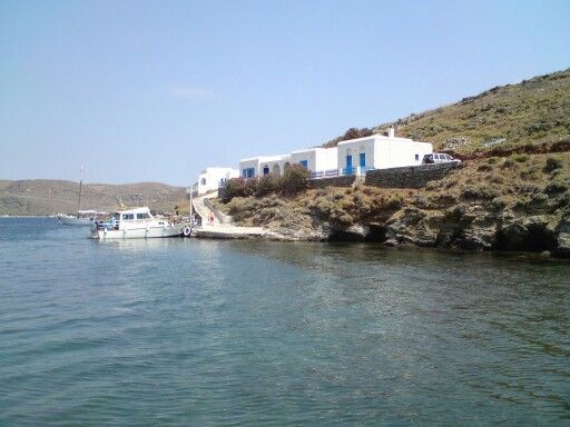 Kithnos island