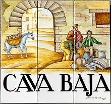 Alfredo Ruiz de Luna González. Este ilsutre ceramista ha llenado todo Madrid con sus nombres de calles en cerámica de Talavera de la Reina.