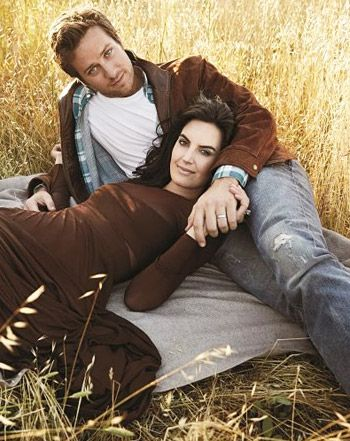 Armie Hammer, Wife Elizabeth Chambers Share First Magazine Cover