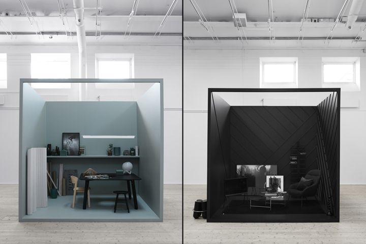 Note Design Studio exhibition, Stockholm – Sweden » Retail Design Blog