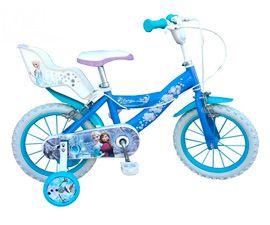 Le vélo de la Reine des Neiges à mettre sous le sapin de #Noël !