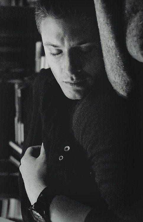 Supernatural ~ Dean Winchester. . . shhhh he's sleeping