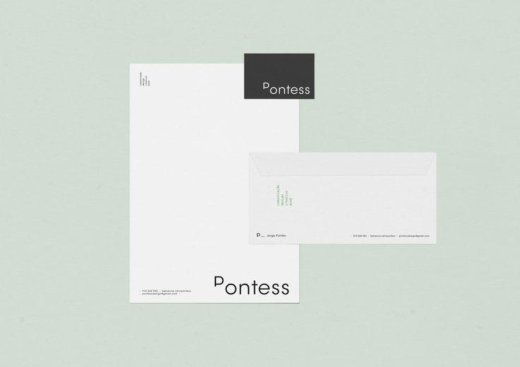 https://www.behance.net/gallery/45758481/Pontess-personal-brand