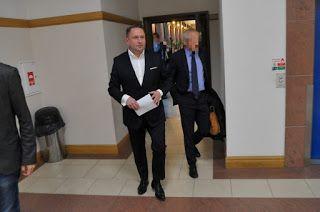 FOCH: RUSZYŁ PROCES Zeznania kolegów pogrążą Durczoka?