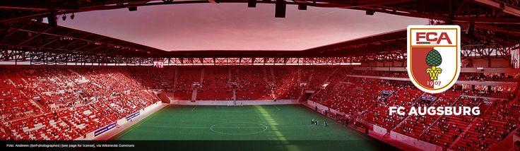 FC Augsburg | fanfeed.de - Fußball. Entertainment!