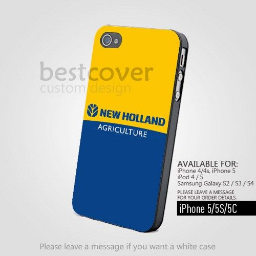 AJ 2975 New Holland Agriculture for iPhone 5 Case | BestCover - Accessories on ArtFire