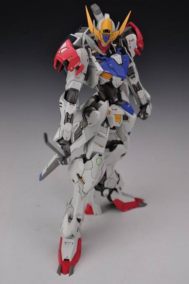 pointnet.news - 堅靚!! 改裝作品 1/100 Gundam Barbatos Lupus