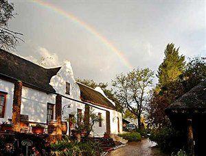 Cape Winelands luxury accommodation