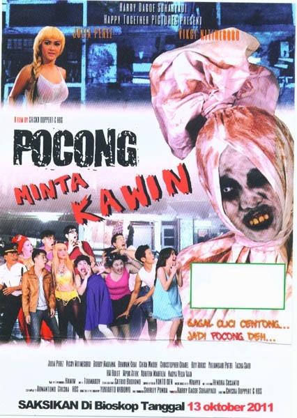 Pocong Minta Kawin