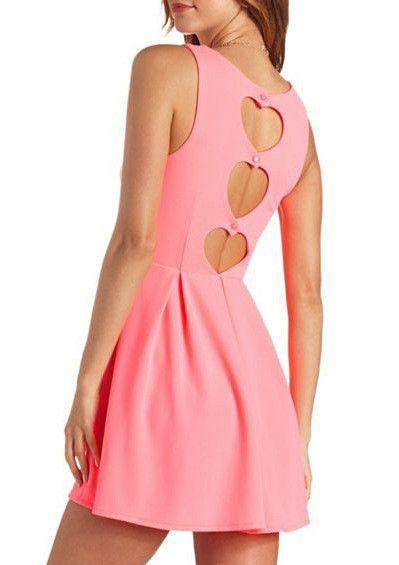 Material: Fiber Colour : Pink Sizes : XS, S, M, L, XL, XXL Size (cm): Length , bust , waist XS: 81,72,62, S: 83,76,66, M: 84, 80,70, L: 86,84,74, XL: 87,88,78, XXL: 89,92,82,