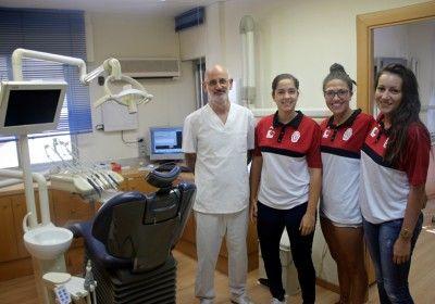 El equipo de Liga Femenina-2 del Syngenta CB Almería cuida sus dientes en Clínica Dental Axis para apretarlos fuerte durante la liga  http://www.cbalmeria.es/el-equipo-lf2-cuida-sus-dientes-en-clinica-dental-axis-para-apretarlos-fuerte-durante-la-liga/  #baloncesto #basket #basketball #sponsor #deportefemenino #sports #health #salud #Almería