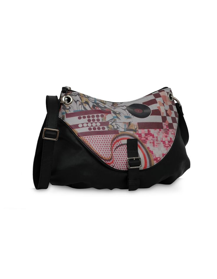 Frequency Bindas Black   Buy Now at : www.baggit.com