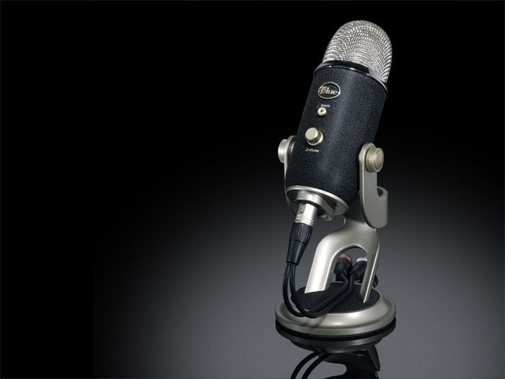 Blue Microphones Yeti Pro review | It's big and it's bad, but is Blue's latest microphone abominable? Reviews | TechRadar