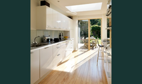 VELFAC 200 has a stylish and clean contemporary design