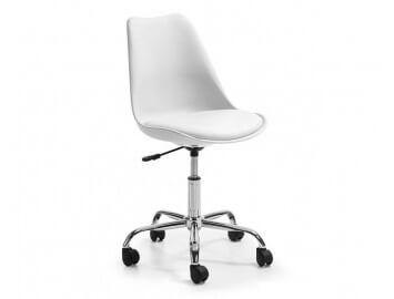 Silla de oficina elevable y ruedas de goma disponible en for Ruedas de goma para sillas