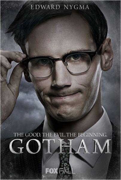 Edward Nygma (Le Sphynx) de la série Gotham                                                                                                                                                                                 Plus