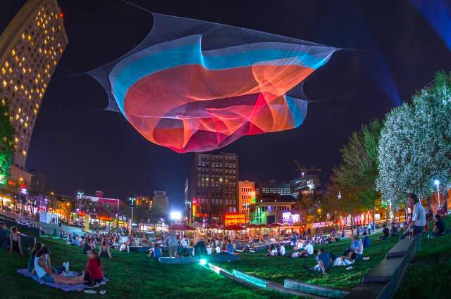 12 Free Things To Do At Montreal's Jardins Gamelin This September | MTL Blog