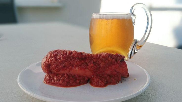 Currywurst jak w Berlinie - Jest Pięknie