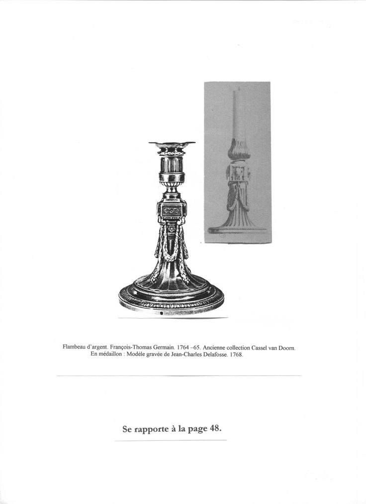 François-Thomas Germain et Jean-Charles Delafosse. Pinterest/disdierdefay.