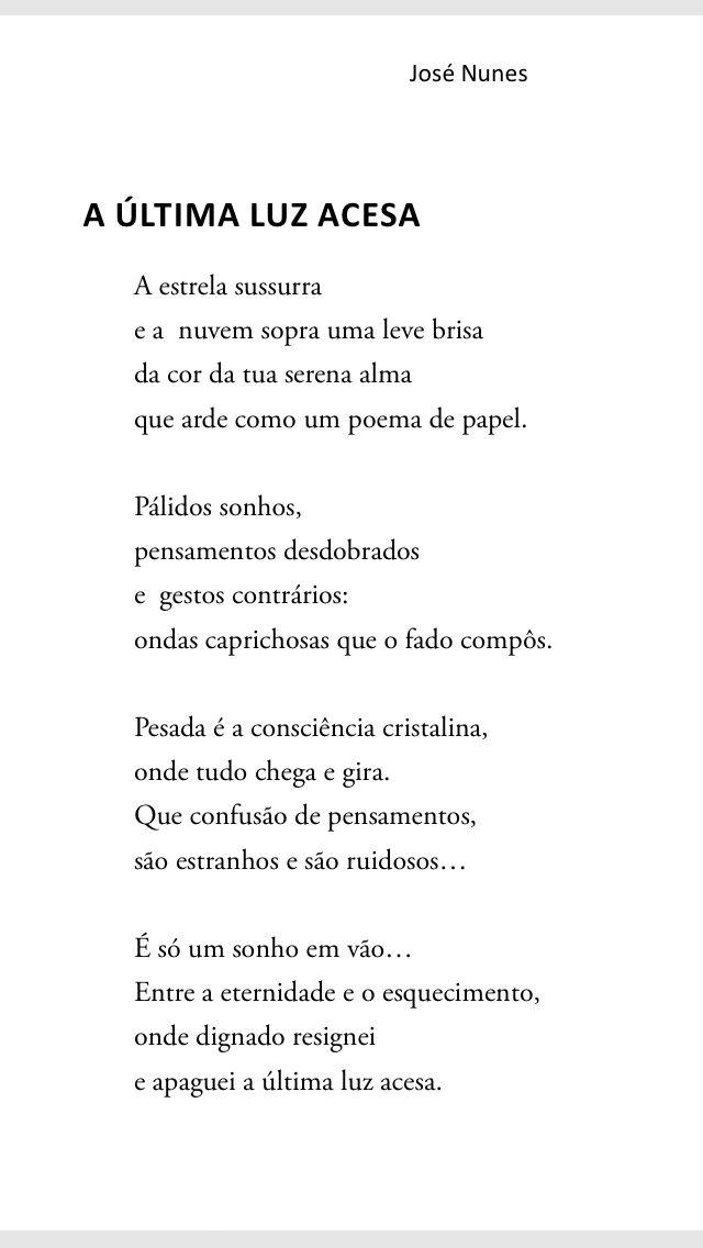 Poema / Poem