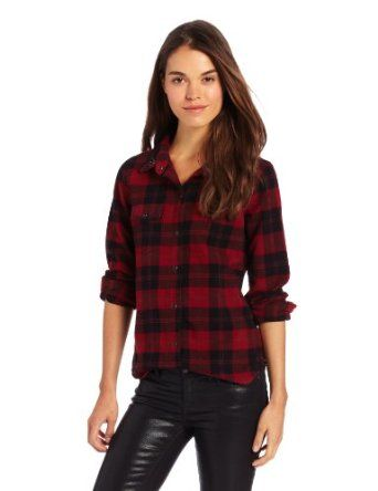 Patterson J. Kincaid Women's Flint Plaid Button Flannel Shirt, Red/Multi, Medium http://www.branddot.com/13/Patterson-J-Kincaid-Womens-Flannel/dp/B00DW175C0/ref=sr_1_80/182-6377858-4265416?s=apparel