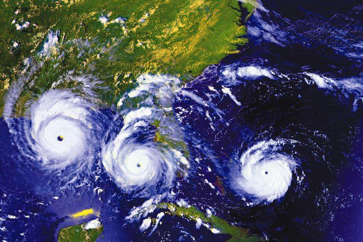Aerosols- Did the Clean Air Act unleash Atlantic hurricanes?