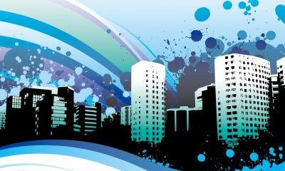 Vector City, Graphics (click to view)