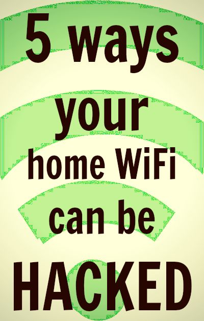 Getting your home WiFi hacked is a whole lot easier than you may think