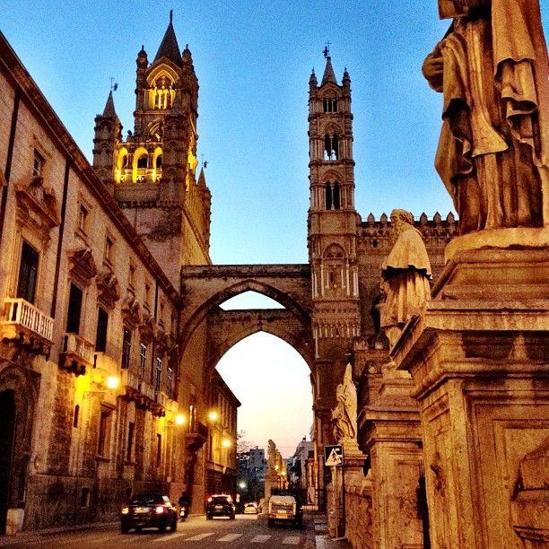 Palermo - photo tratta da Instagram SicilyTourism