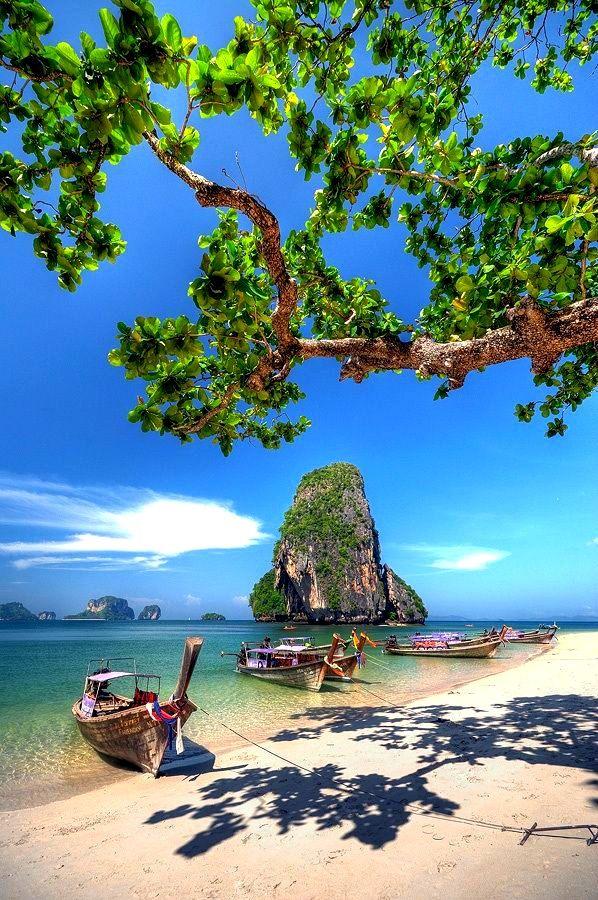 Faire une photo paradisiaque I #Thaïlande I
