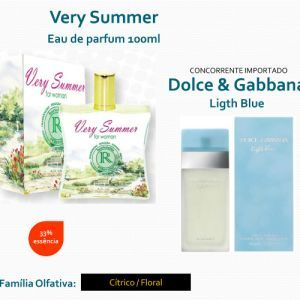 Very Summer - Eau de Parfum 100ml