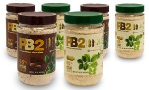 Groupon - PB2 Powdered Peanut Butter; 6-Pack of 1lb. Jars + 5% Back in Groupon Bucks. Multiple Flavors Available. in [missing {{location}} value]. Groupon deal price: $39.99