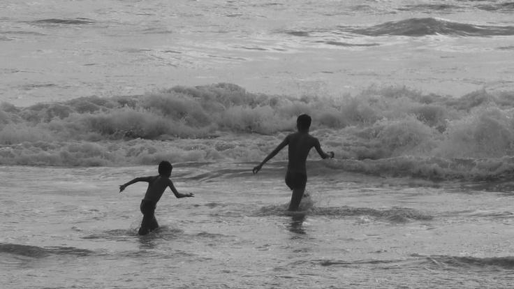 Juhu beach, Mumbai, 2011