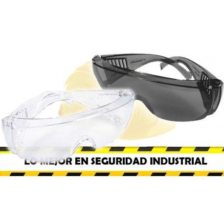 Monogafas de seguridad ZUBIOLA  Modelo 11882503 - 11882511 ZUBIOLA