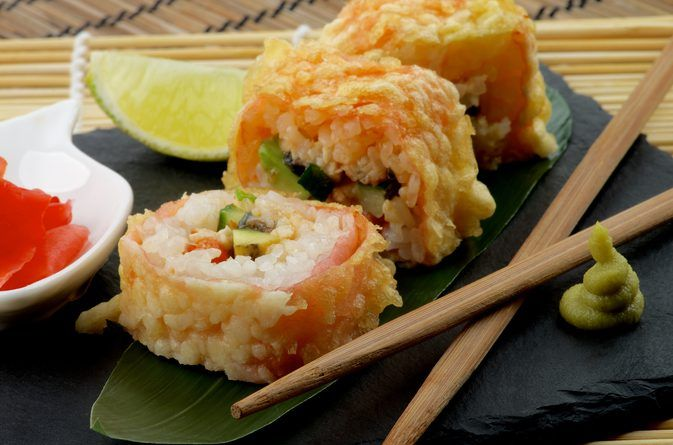 How to Fry Sushi | LIVESTRONG.COM