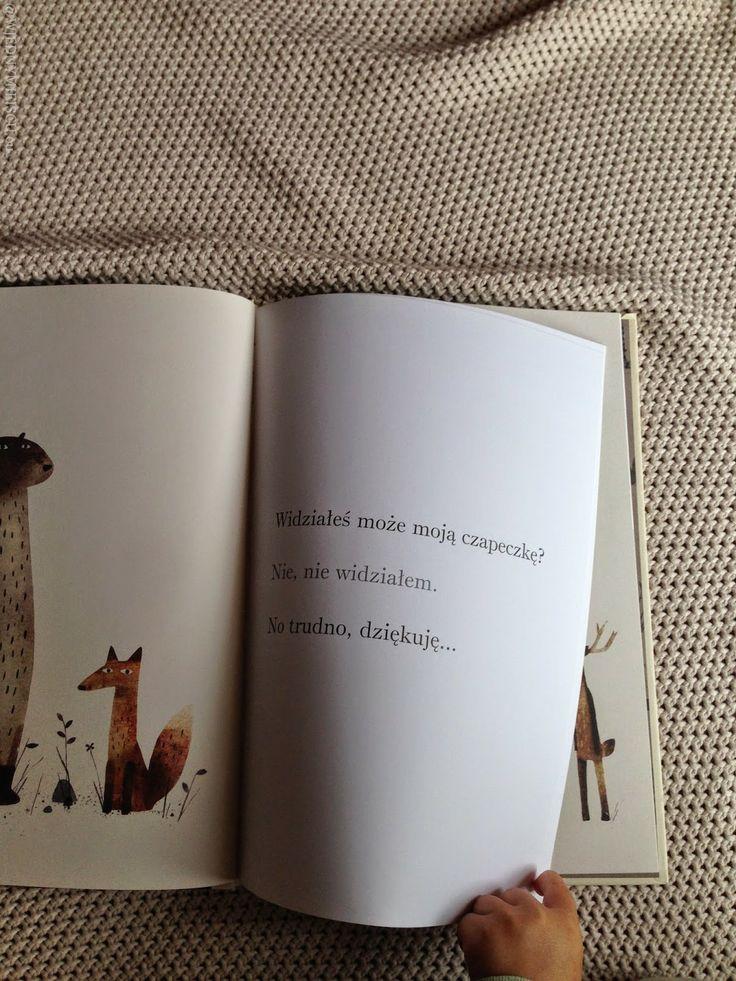 Wyjątkowe książki dla dzieci w jednym miejscu: Gdzie jest moja czapeczka?
