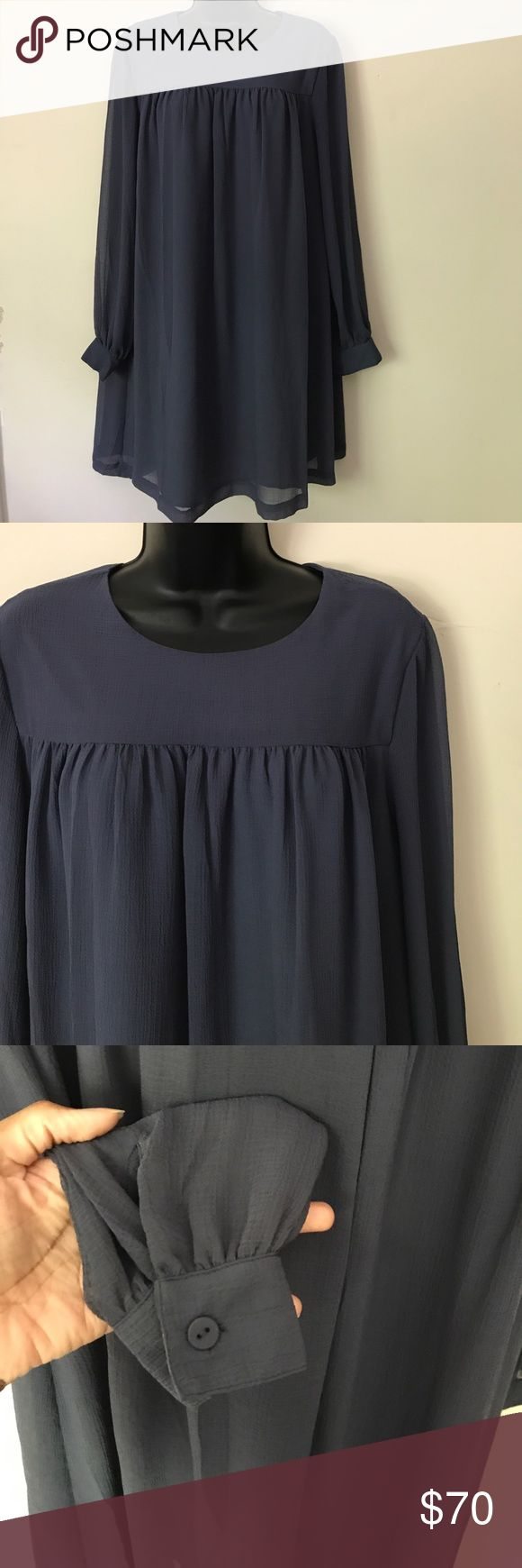 W118 Walter Baker Gwenith Dress In Cobalt Blue W118 Walter Baker Gwenith Dress In Cobalt Blue. Shift Dress.  Lined Interior. 100% Polyester Material. W118 by Walter Baker Dresses Midi