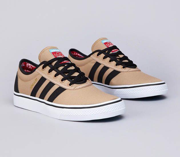 adidas Skateboarding Adi Ease Gonz-Craft Canvas-Black