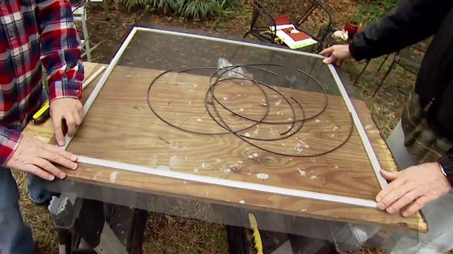 Make your own custom window screens in 7 easy, cost-saving steps!