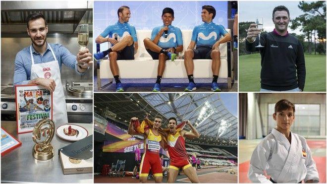 Los objetivos y deseos de los deportistas para 2018 | Marca.com http://www.marca.com/otros-deportes/2018/01/01/5a47e35546163f8e128b4657.html