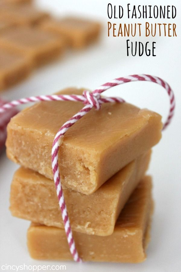 Old Fashioned Peanut Butter Fudge Recipe. This is my hubby's recipe. Everyone phones during the holidays o see if he has made a batch before coming to visit.