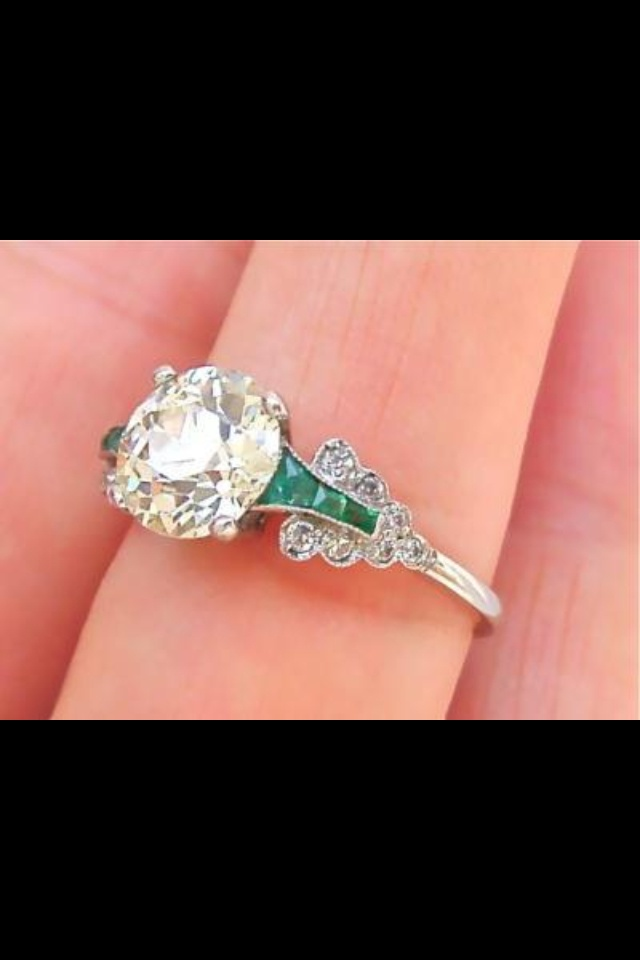 575 best vintage engagement wedding rings images on