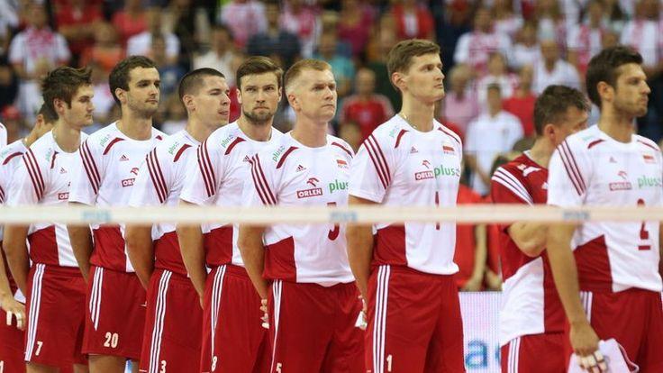 Reprezentacja Polski na mistrzostwa świata siatkarzy Polska 2014 ...