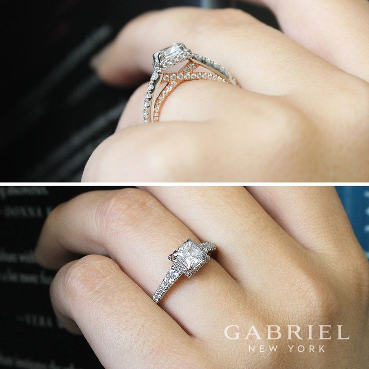 374 best princess cut engagement rings images on