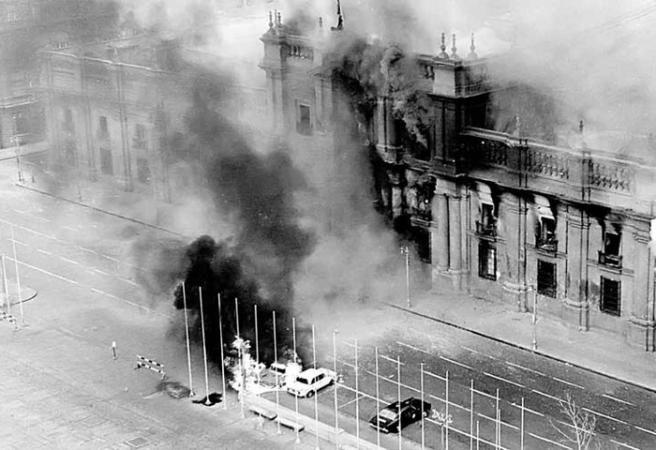 Chili : le coup d'Etat de 1973, images d'archives et commémorations