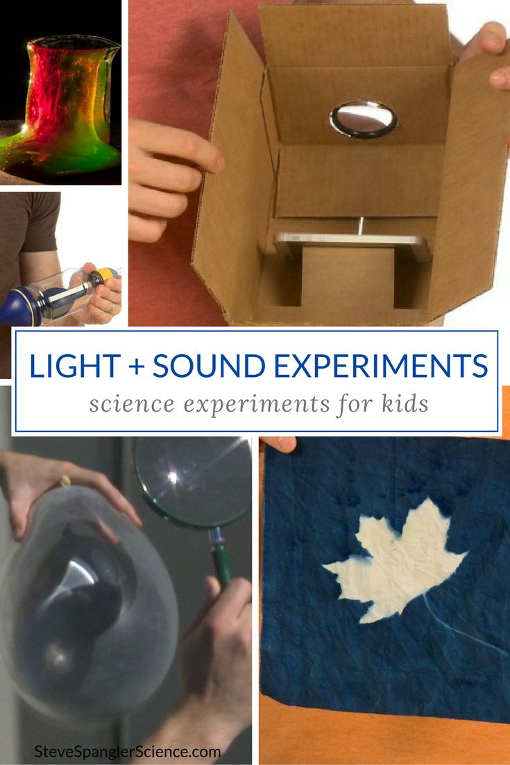 4 Simple Experiments to Introduce Kids to Physics