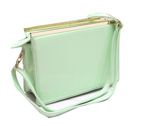 Mint Shoulder Bag