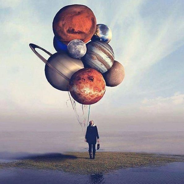 funny planets in alignment - photo #25