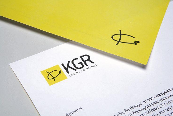 KGR Group | Εταιρική Ταυτότητα